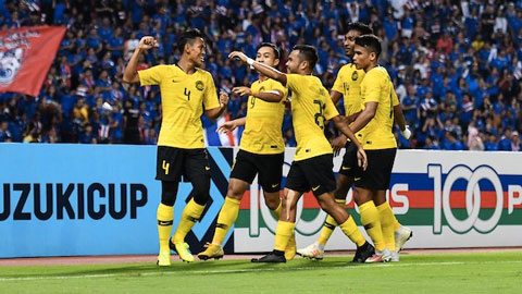 Malaysia quyết tâm đánh bại Việt Nam ngay tại Mỹ Đình