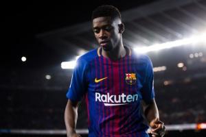 Dembele đang là vấn đề nhức nhối tại Barca