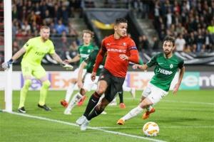 đội đã cán đích chung cuộc trong top 5 và giành vé dự europa league.
