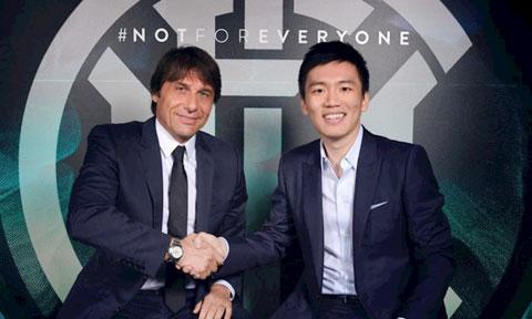 Inter-Conte sẽ tiến bộ vượt bậc ở Serie A