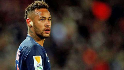 Neymar lạc lối trong hố đen PSG
