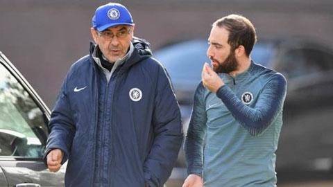 Tới Juve, Sarri sẽ lôi kéo cầu thủ Chelsea